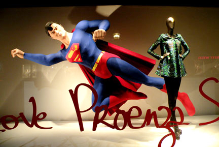 Proenza Schouler and Superman