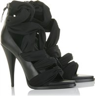Givenchy 'Jersey' sandals from mytheresa
