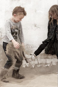 AllSaints childrenswear for hip girls and boys