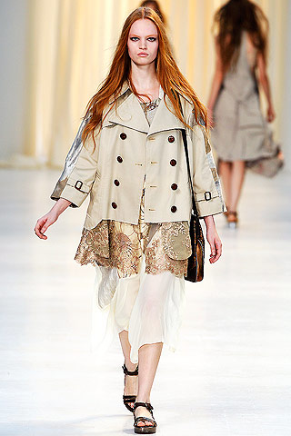 Antonio Marras Spring 2011 catwalk