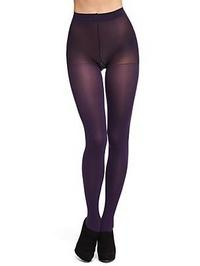 Hue Opaque Sheer to Waist Tights at Bloomingdales.com