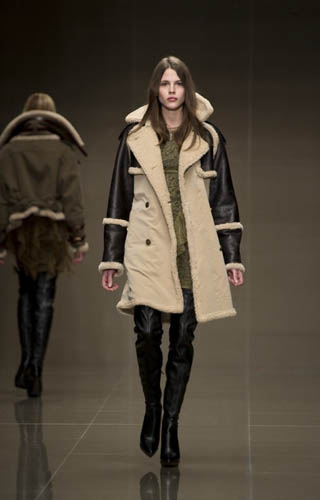 Burberry Prorsum Fall / Winter 2010