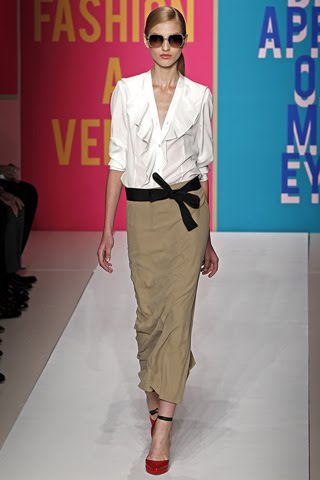 DKNY  spring / summer 2011 collection