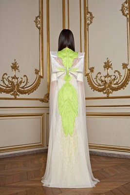 Givenchy Haute Couture- Spring 2011