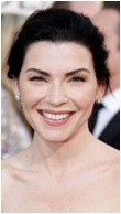 Close-up of Julianna Margulies
