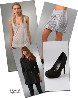 All available at ShopBop.com