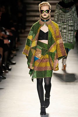 Missoni fall / winter 2010