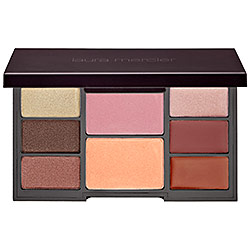 Sharon's Tip: A makeup kit like this Sharon's Tip: A makeup set, like this Laura Mercier Polished Palette, may be easier if ALL its colors are right for you. Otherwise, make your own custom palette.