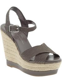 Jessica Simpson Kowloon is a cute summer espadrille style in a modern color and with an attractive price tag!