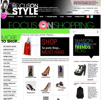Our Focus On: SHOPPING Guides