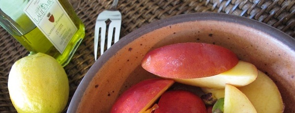 Nectarines are a part of 'Eating Your Way to Gorgeous'