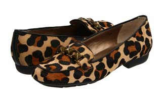 Vaneli Jabez Camel Jag Hair Calf Loafer at Zappos
