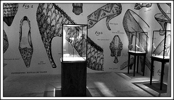 Roger Vivier Paris retrospective