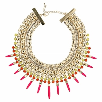 Topshop Punk-Inspired Necklace