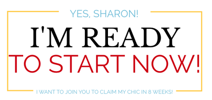 YES, Sharon. I'm ready to START NOW!