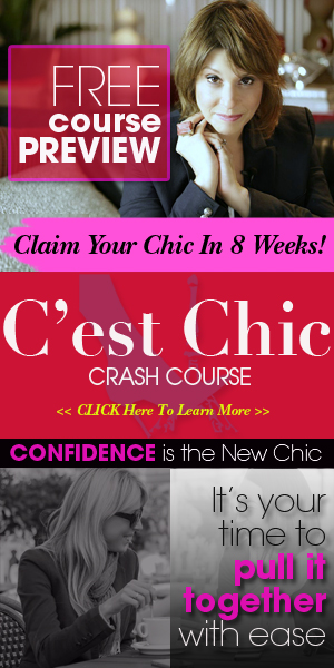 C'est Chic Crash Course- Free Video Style Series